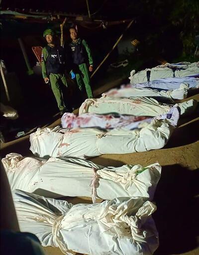 Tayland'da isyancılar karakola saldırdı: 15 ölü