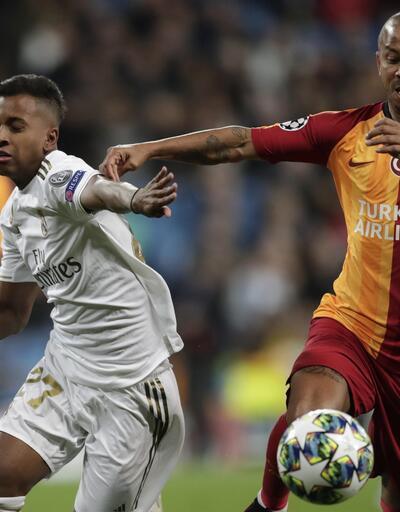 Galatasaray İspanya'da dağıldı