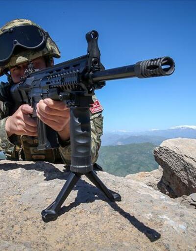 Şırnak'ta PKK'lı bir terörist etkisiz hale getirildi