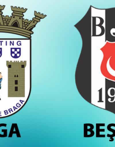 Braga Beşiktaş maçı saat kaçta, BJK UEFA maçı hangi kanalda izlenecek?