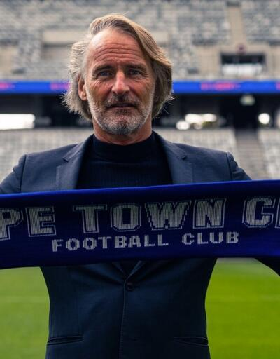 Jan Olde Riekerink Güney Afrika'da