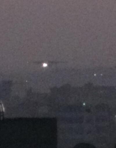 Kamışlı'da Rus uçağı hareketliliği devam ediyor