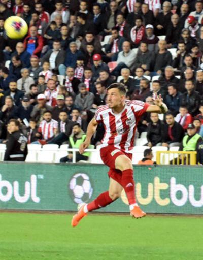 Sivasspor - Konyaspor: 2-0