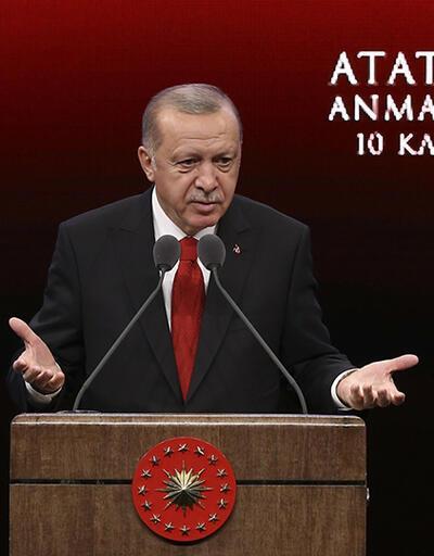 Cumhurbaşkanı Erdoğan: Satılması söz konusu değil