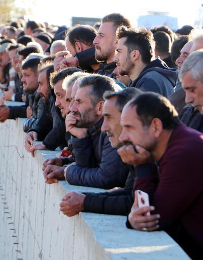Antalya'da ölü bulunan 4 kişilik aile, Erzurum'da toprağa verildi