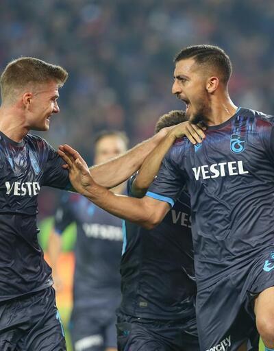 Trabzonspor 1-0 Alanyaspor MAÇ ÖZETİ