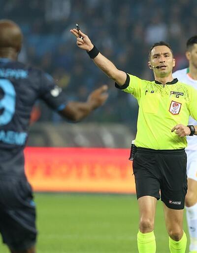 Trabzon'da tek gol, 2 kırmızı kart