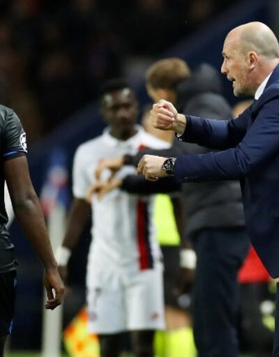 Club Brugge ligde ilk kez yenildi