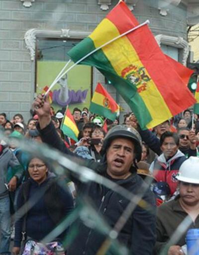 Bolivya Devlet Başkanı Morales, istifasını açıkladı