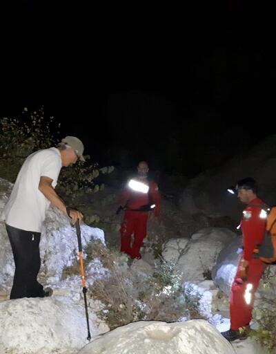 Cehennem Vadisi'nde mahsur kalanlar kurtuldu