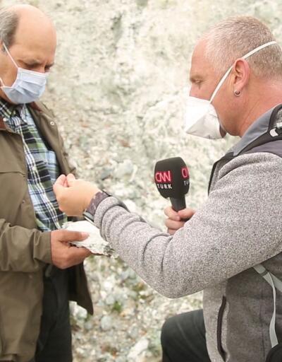 Güven İslamoğlu ile Yeşil Doğa asbest tehdidini gündeme getirdi