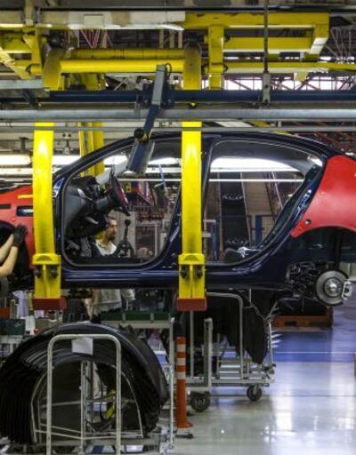 Otomotivde üretim yüzde 8, ihracat yüzde 6 azaldı