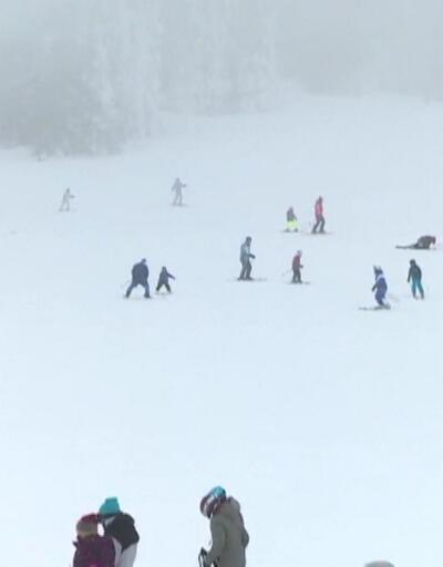 Uludağ'da kar bekleniyor!