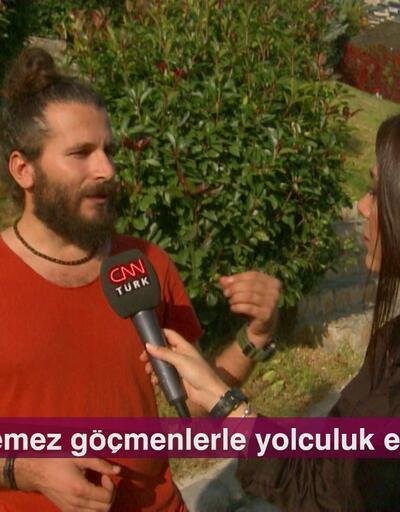 """Hasan Söylemez """"Tenere"""" isimli bir belgeselinin detaylarını Afiş'te anlattı"""