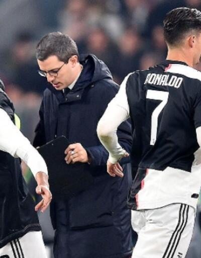 İtalya'da Cristiano Ronaldo gündem oldu