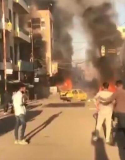 Kamışlı'da patlama: 5 ölü, 25 yaralı