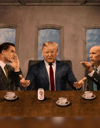 """""""Trump'a kim ihanet edecek?"""""""