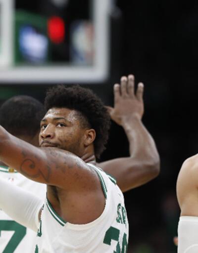 Celtics seriyi 8 maça çıkardı