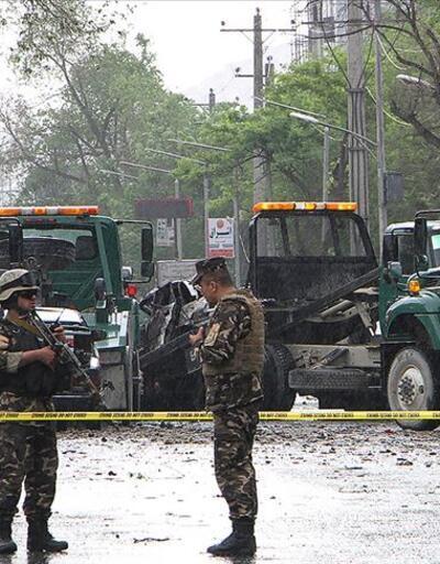 Son dakika... Afganistan'da ABD konvoyuna saldırı