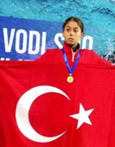 Şevval Tekin Bosna Hersek'te 3 madalya kazandı