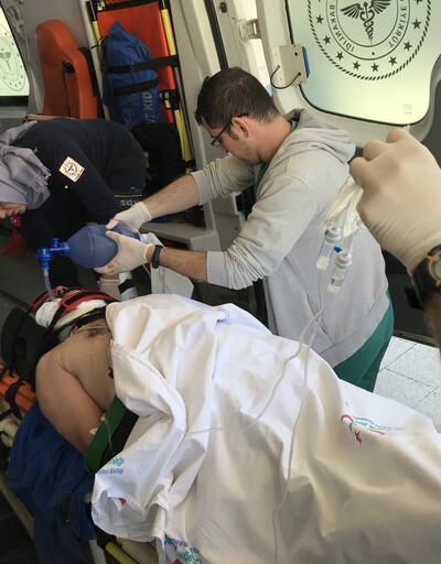 İş kazasında yaralanan işçi 9 gün sonra yaşamını yitirdi