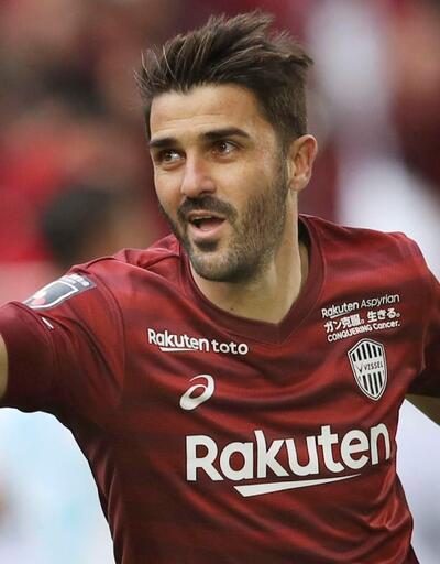 David Villa beklenen kararı verdi