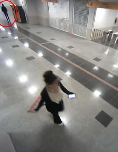 Yurt önlerinde üniversiteli kızları taciz ediyordu, tutuklandı