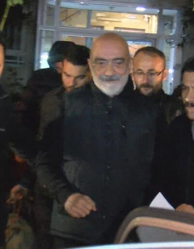 Son dakika... Tekrar gözaltına alınan Ahmet Altan tutuklandı