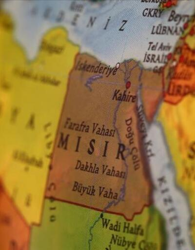 Mısır'da petrol boru hattında yangın: Çok sayıda ölü ve yaralılar var