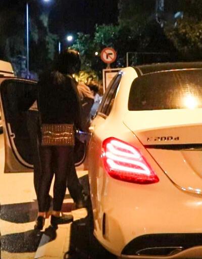 Ablasının aracını çalıp polisten kaçtı