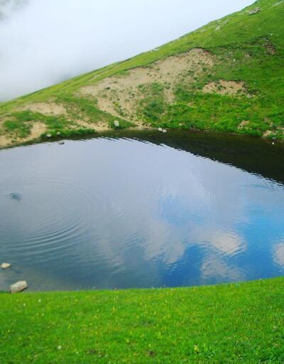 Dipsiz Göl'ü susuz göle çevirdiler... Define bulunamayınca kazı sonlandırıldı