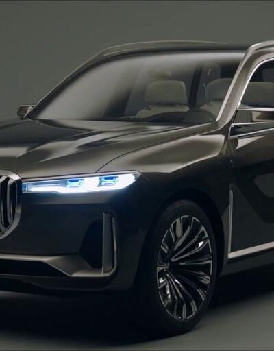 Tüm yeni BMW'ler birarada