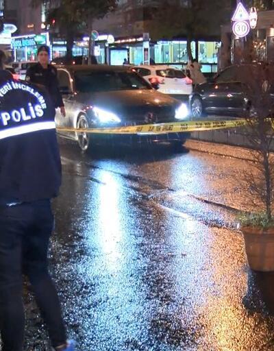 Bahçelievler'de ünlü bir kafenin ortağı silahlı saldırıda yaralandı