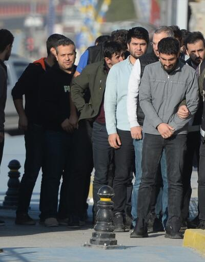 """Mardin'deki FETÖ'nün """"askeri yapılanması""""na yönelik operasyonda 7 şüpheli tutuklandı"""