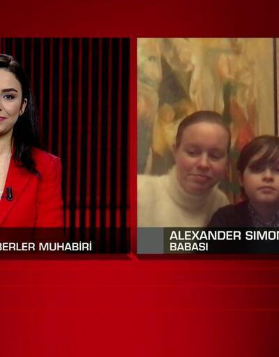 9 yaşında üniversite mezunu olacak dahi çocuk CNN TÜRK'e konuştu