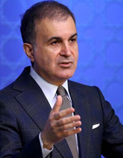 AK Parti Sözcüsü Ömer Çelik'ten KKTC mesajı