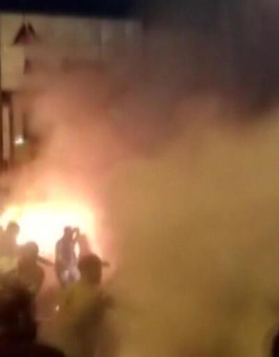 Bağdat'ta bombalı saldırı! Ölü ve yaralılar var