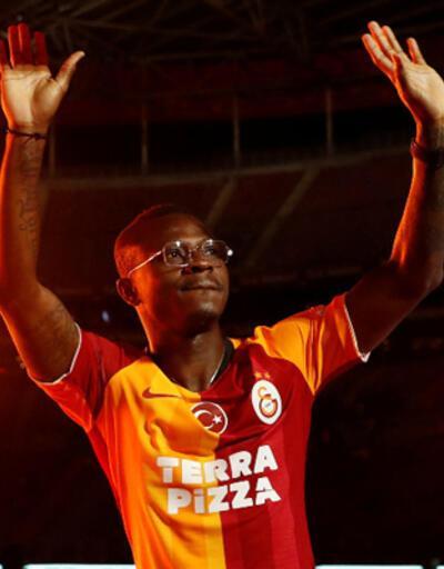 Galatasaray Seri'nin sözleşmesini feshediyor
