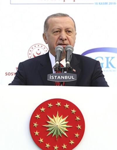 Cumhurbaşkanı Erdoğan'dan enflasyon ve faiz mesajı