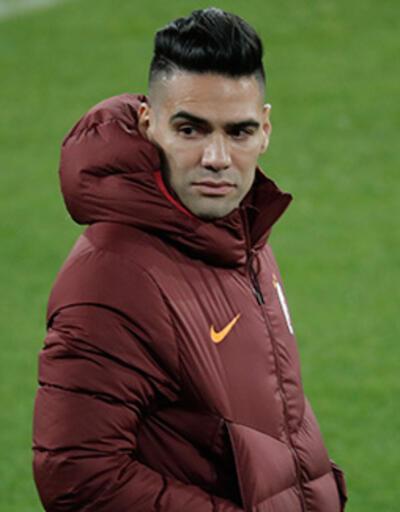Son dakika... Galatasaray'dan Falcao açıklaması