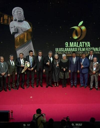 9. Malatya Film Festivali Kırmızı Halı ve Açılış Töreni CNN TÜRK'te ekrana geldi