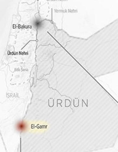 25 yıllık imza sona erdi! Stratejik bölgeyi Ürdün Kralı ziyaret etti