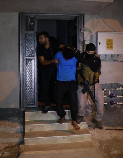 Adana'da şafak operasyonu: 4 DEAŞ'lı gözaltına alındı