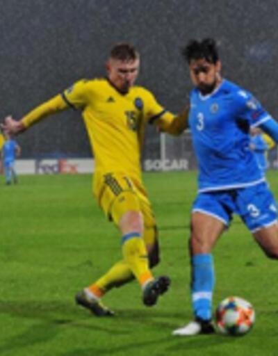 San Marino'dan tarihi gol!