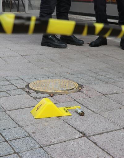 Eski eşini yaralayan kişi pompalı tüfekle dehşet saçtı