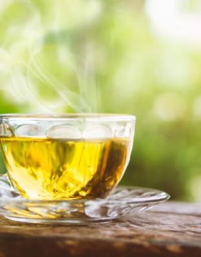 """""""Antibiyotik kullanırken yeşil çay için"""""""