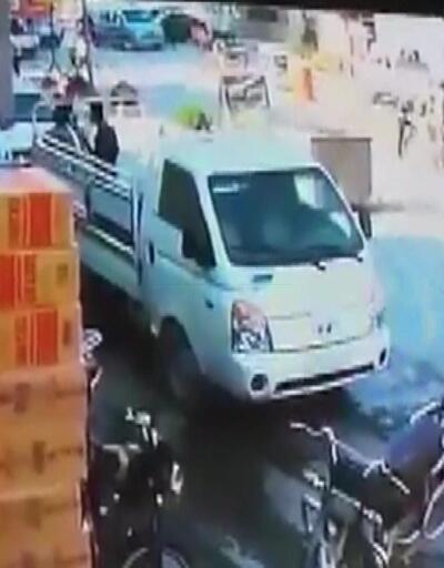 El Bab saldırganı yakalandı