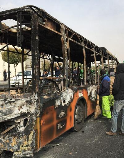 İran da karıştı: Binlerce kişi gözaltına alındı, ABD göstericilere destek mesajı verdi