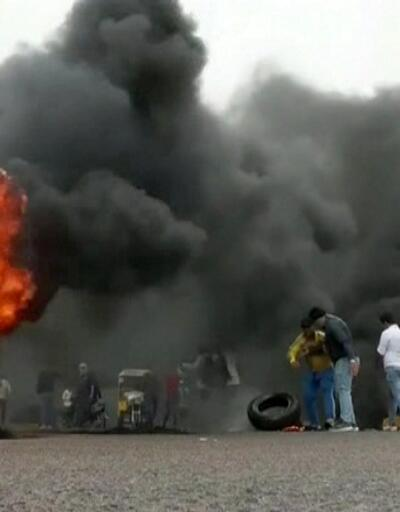 Irak'ta grev kararı