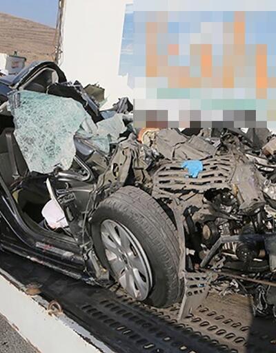 Korkunç kaza: Aynı aileden 4 kişi hayatını kaybetti